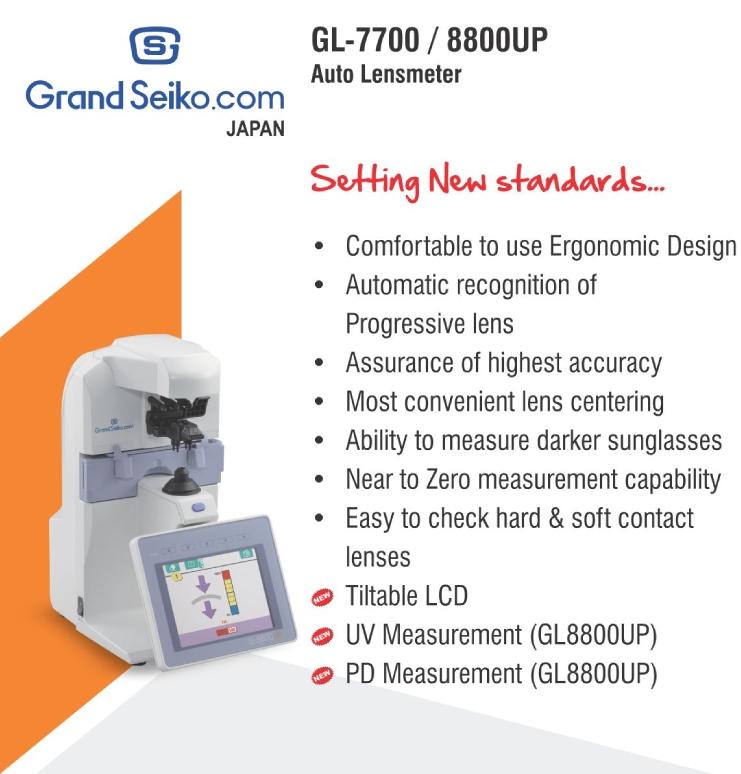 GL 8800UP/GL 7700